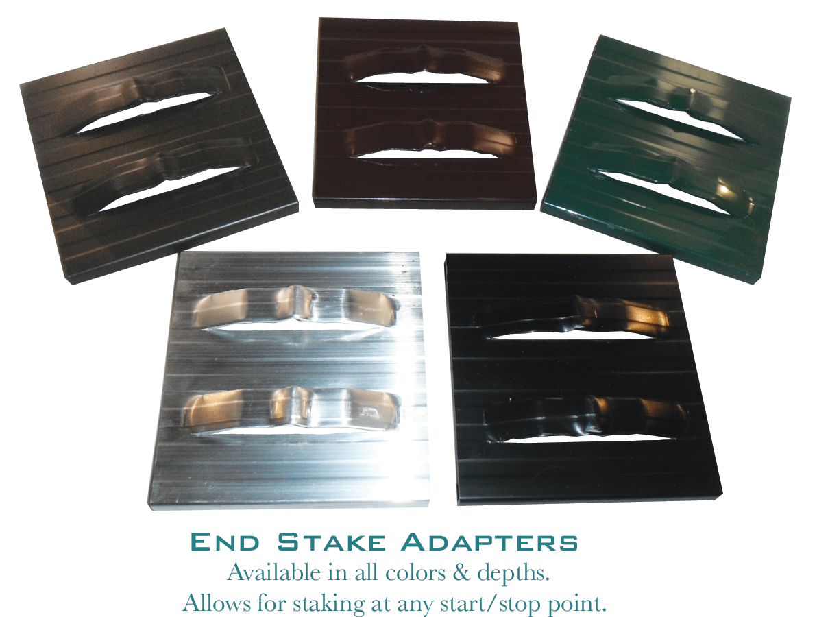 End Stake Adapters